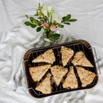 Easy Oatmeal Cinnamon Apple Scones