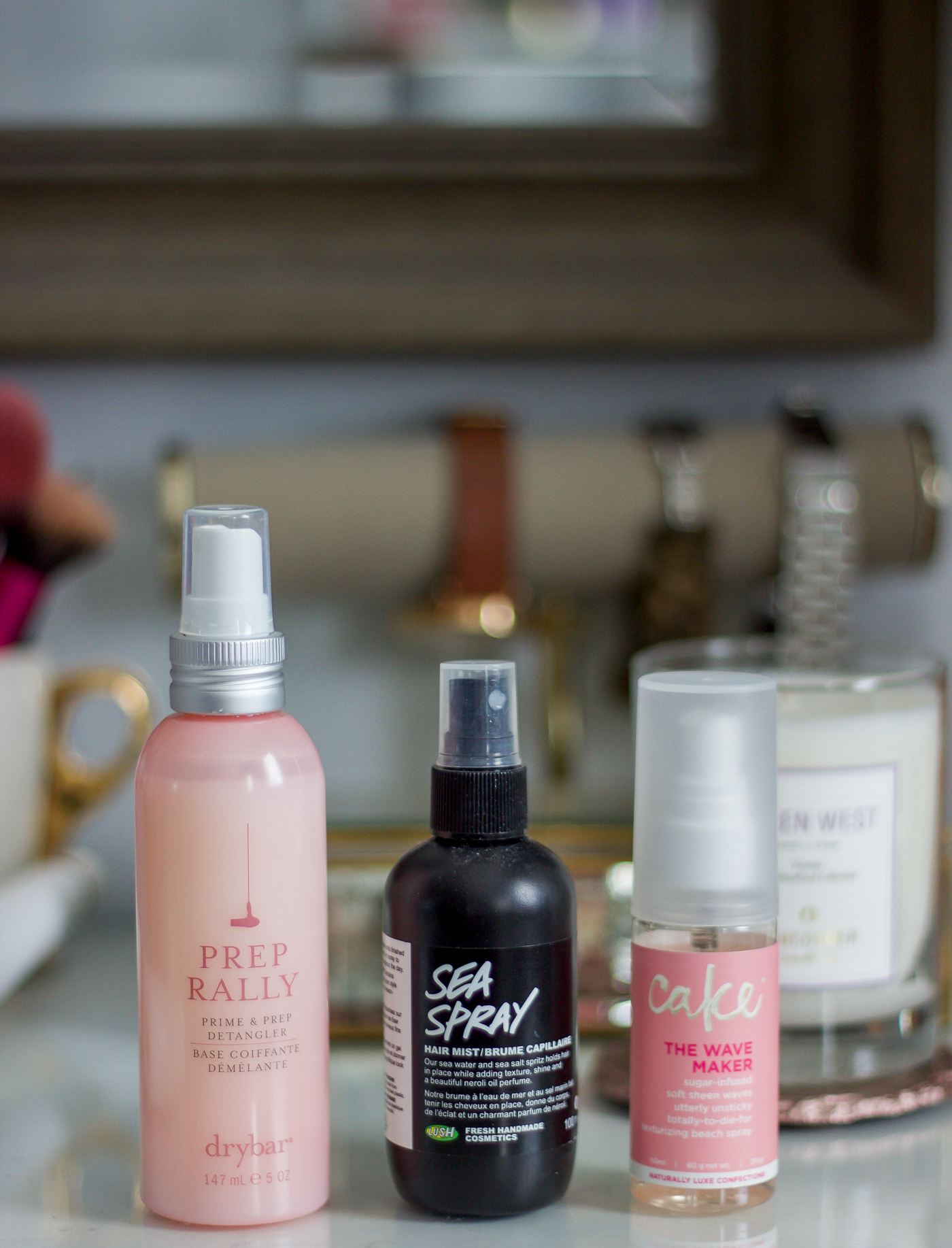 Some of the best hair styling products for thin, fine hair from Dry Bar, LUSH and Cake Beauty