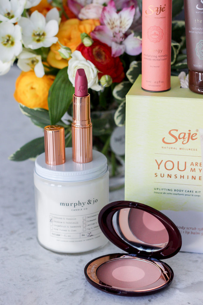 Best Mother's Day Gift Ideas from Saje Wellness and Charlotte Tilbury makeup