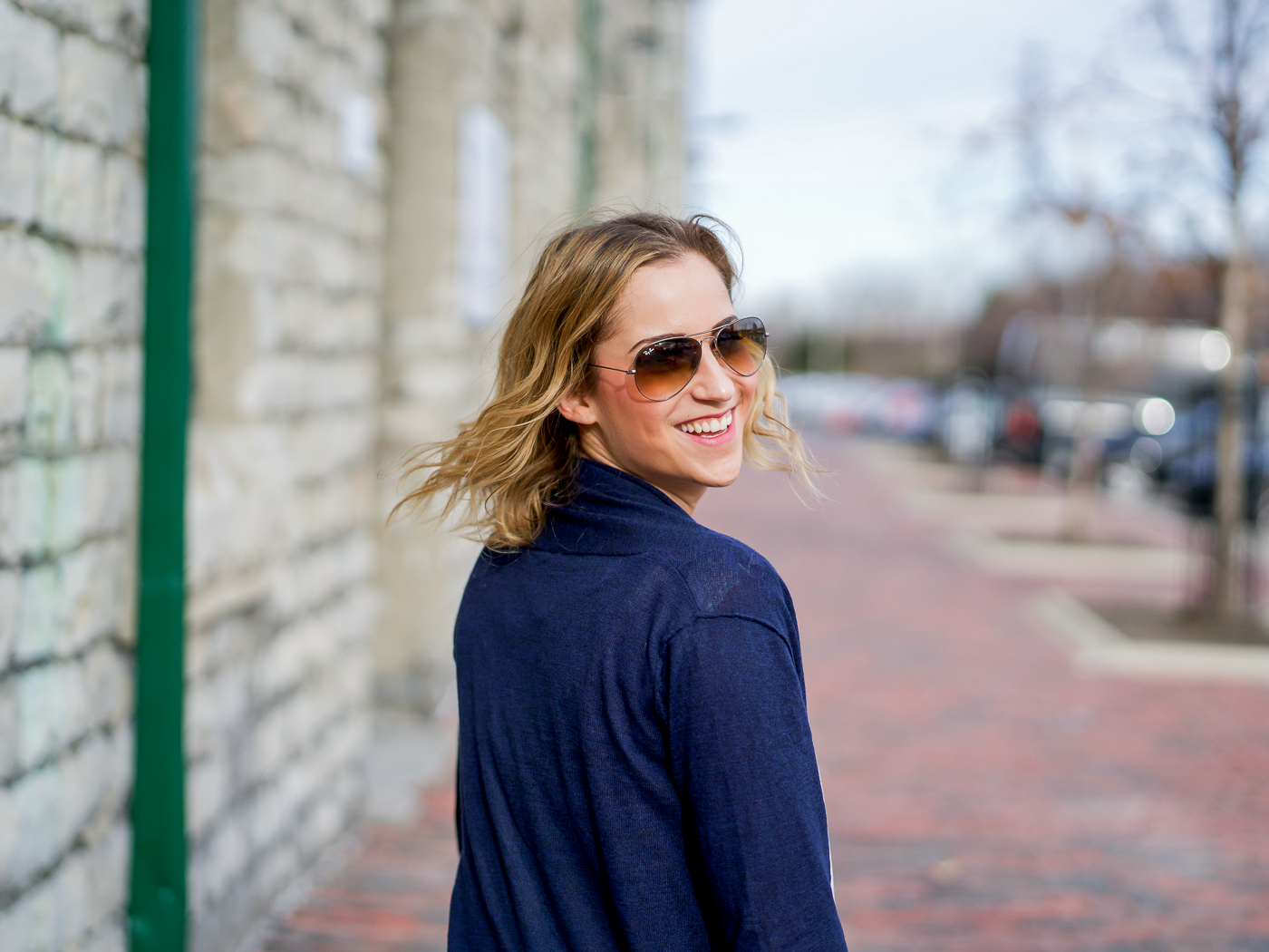 Jackie Goldhar is a Toronto fashion and lifestyle blogger, wearing a spring outfit