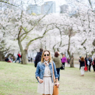 Cherry Blossoms at Toronto's High Park: Can You Believe The Crowds?