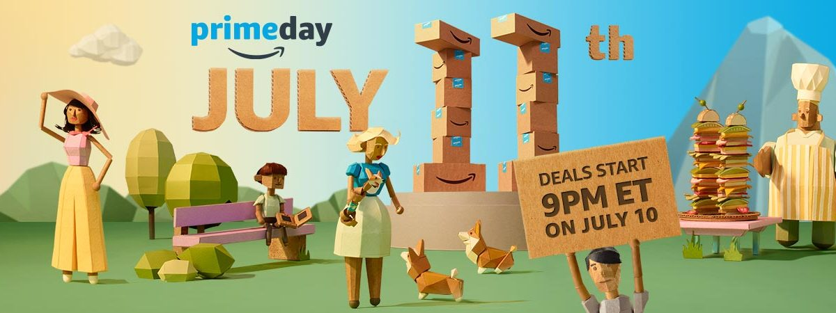 The Best Amazon Prime Day Deals in Fashion and Beauty