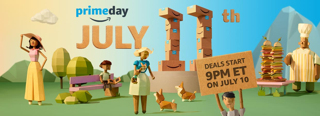 Amazon Prime Day Announcement