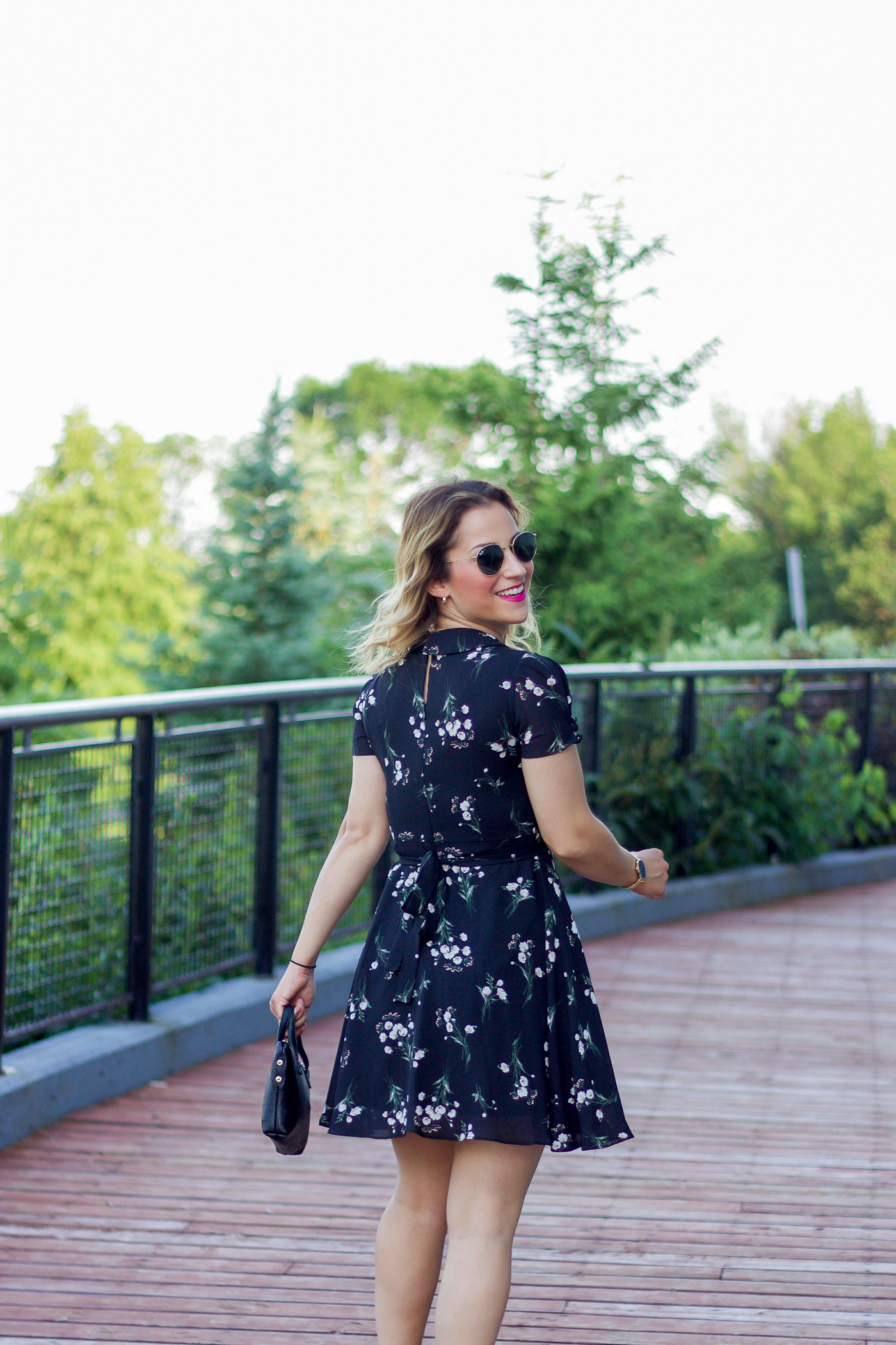 Jackie Goldhar is a top Canadian fashion and lifestyle blogger, based out of Toronto