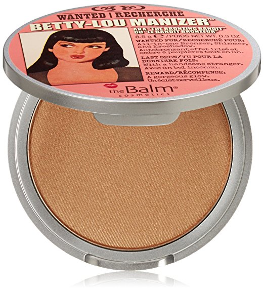 bronzer by thebalm cosmetics