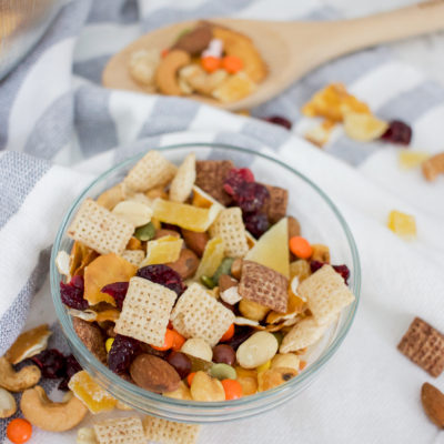 """Everything But The Kitchen Sink"" Simple Trail Mix Recipe"