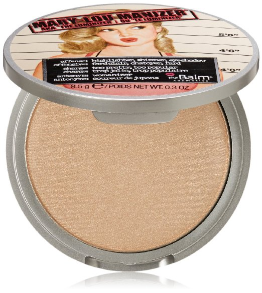 the balm cosmetics highlighter from amazon.ca