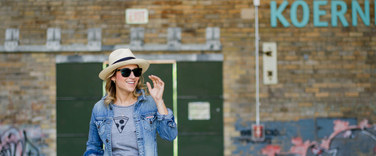 Easy Style Tips: How to Wear a Graphic Tee