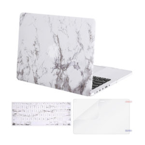 """Chic and trendy marble print laptop case for macbook pro 13"""" from Amazon"""