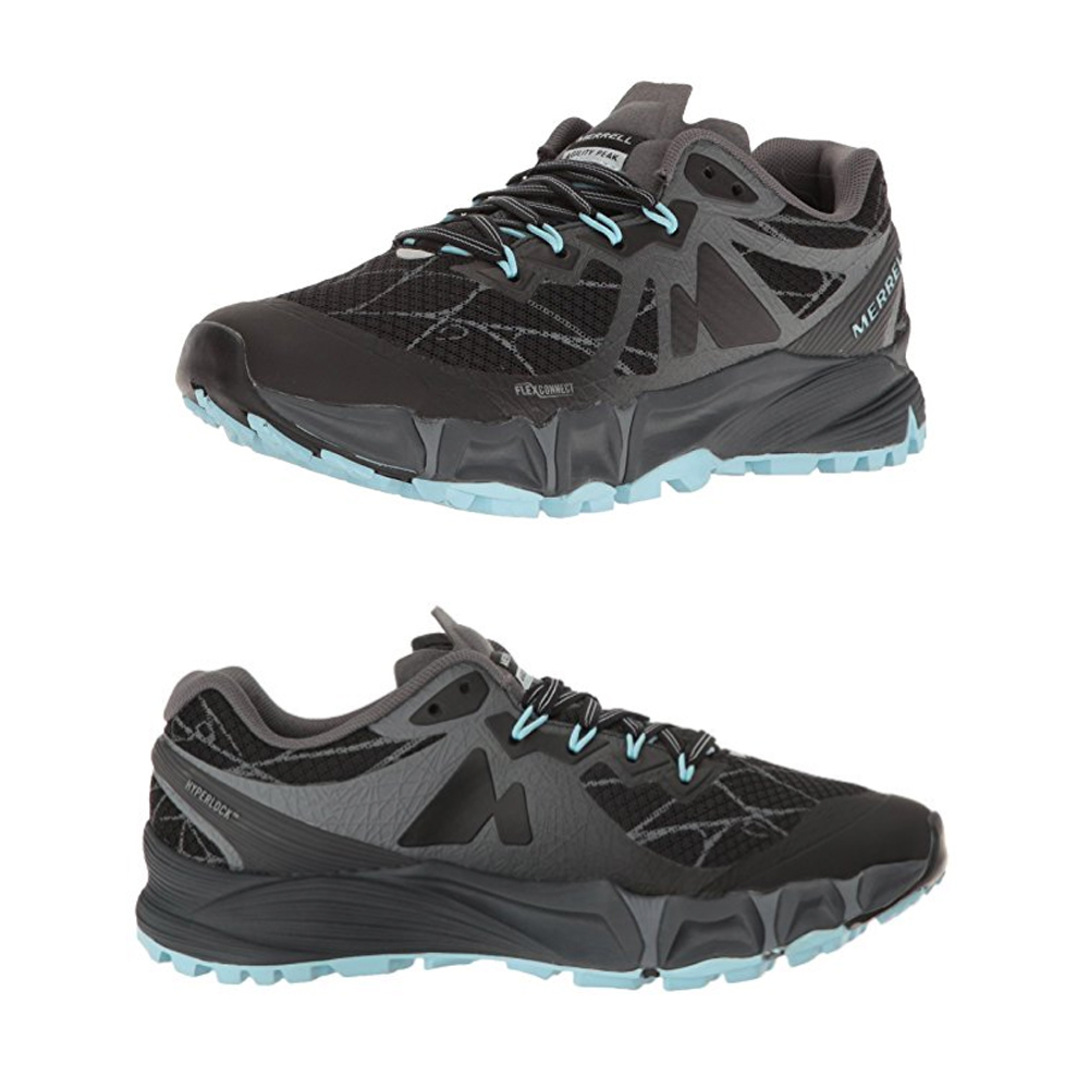 merrell women's agility peak flex hiking shoes from amazon.ca