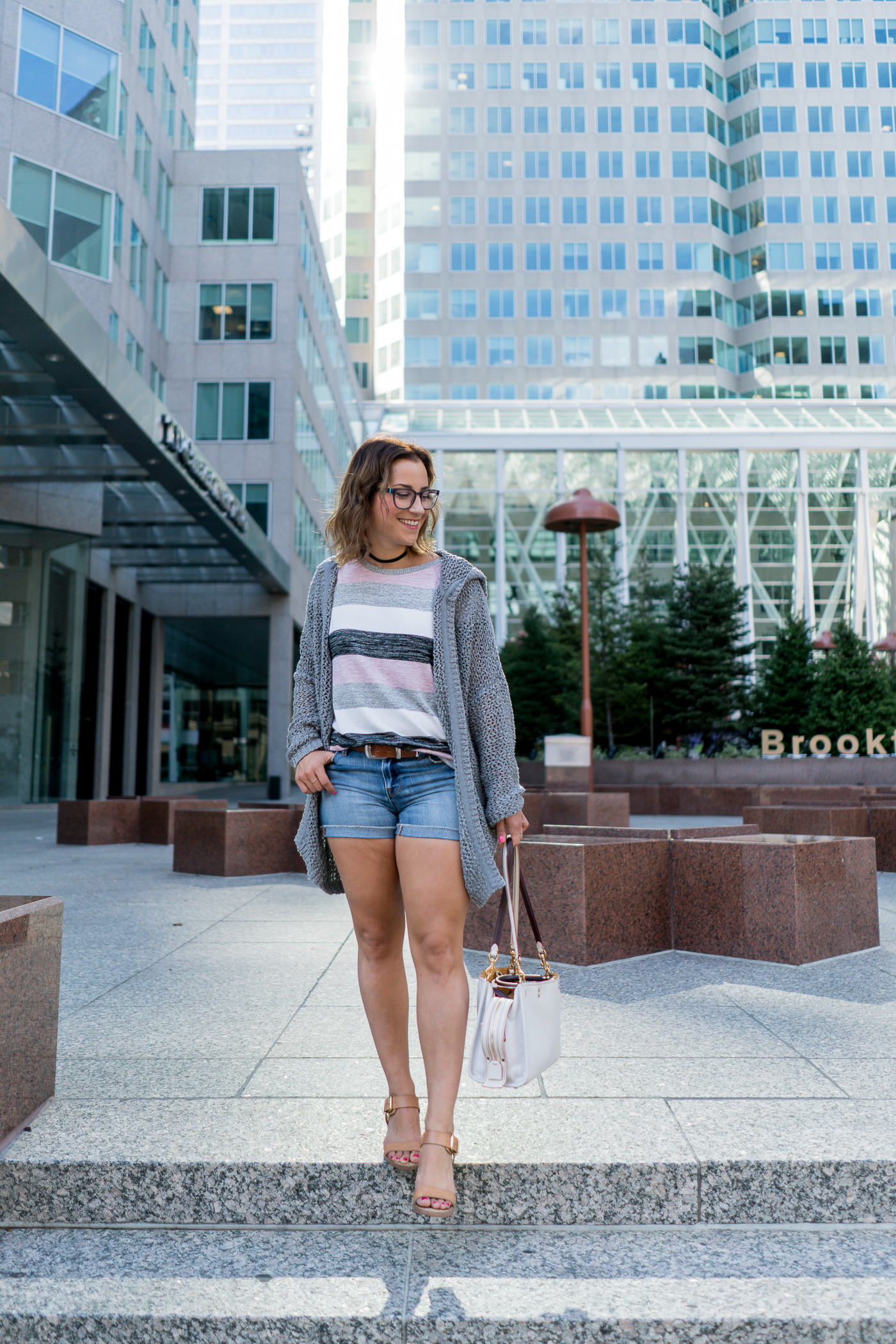 Summer outfit inspiration from toronto fashion blogger, Jackie at Something About That