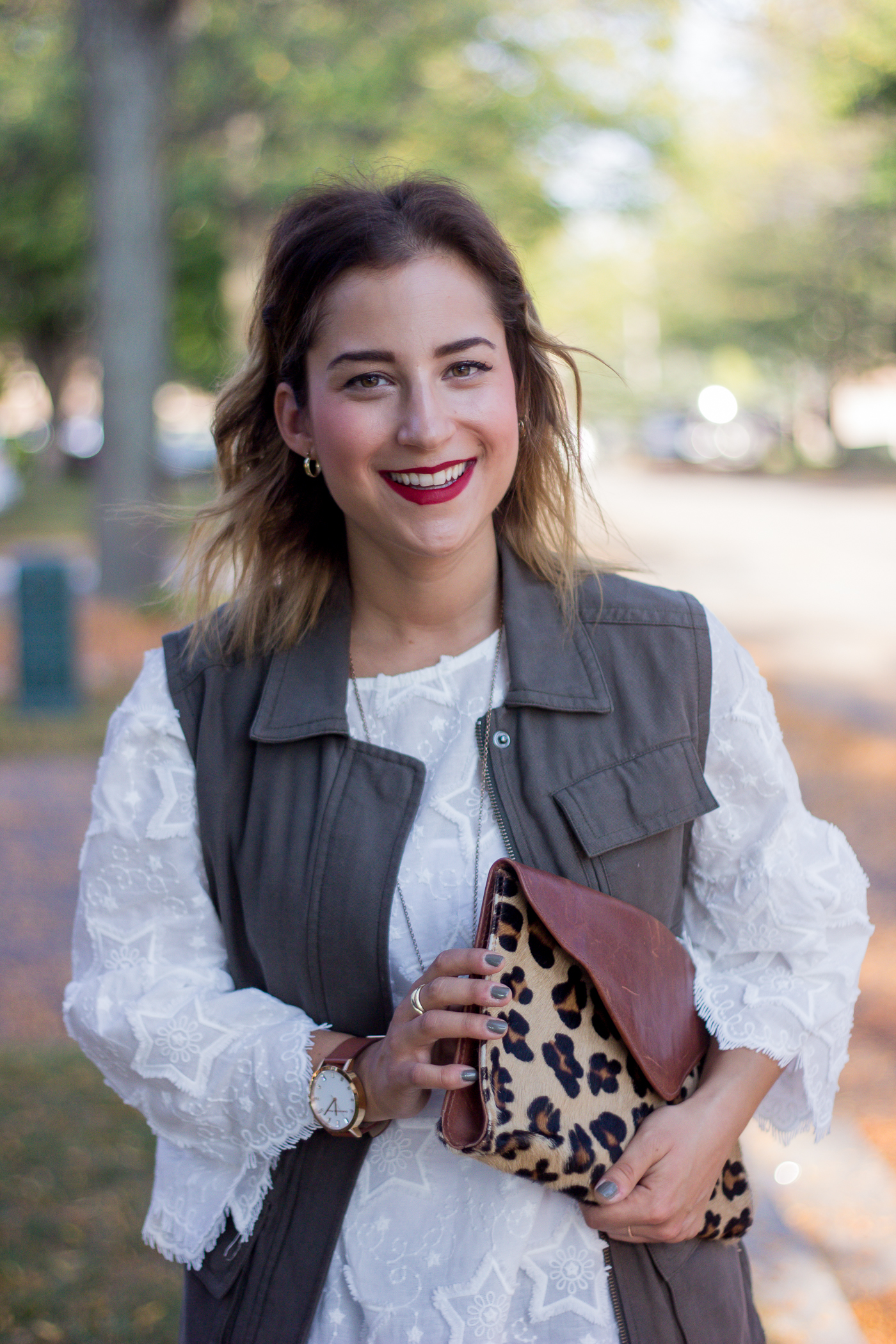 Jackie Goldhar is a petite Toronto-based fashion and lifestyle blogger