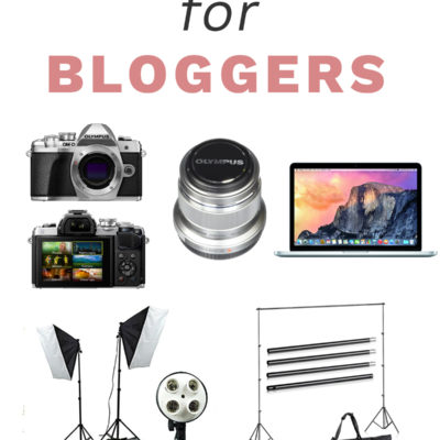 Useful gift ideas for bloggers from Amazon