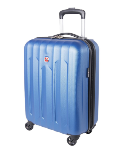 Swiss Gear Hard Shell Carry on suitcase from Amazon.ca