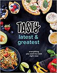 Tasty by Buzzfeed official cookbook